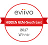 Eviivo Hidden gem South east 2017 Winner.