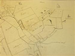 Grove on 1747 map.