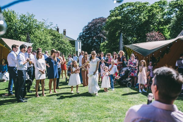 Your wedding at The Grove Cromer