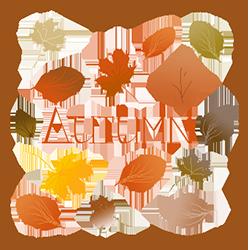 Autumn in Cromer.