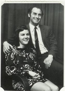 John and Anne Graveling.