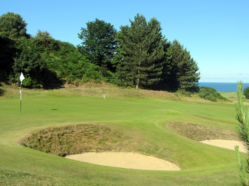 Royal Cromer Golf Club in Norfolk.