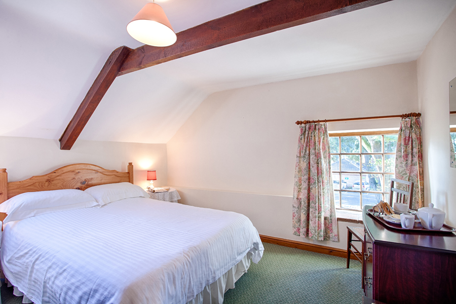 Double bedroom in The Cottage.