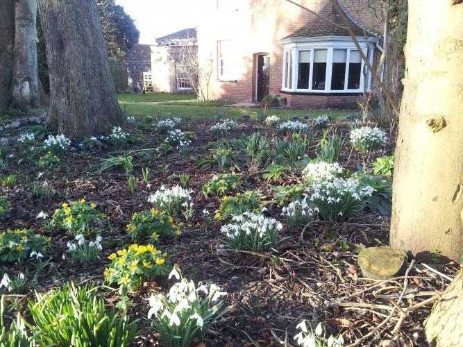 Beautiful gardens on the North Norfolk Coast