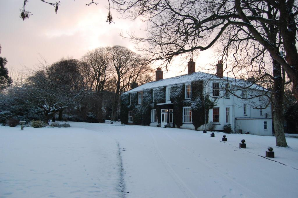 The Grove Cromer is ideal for exclusive hire this Christmas