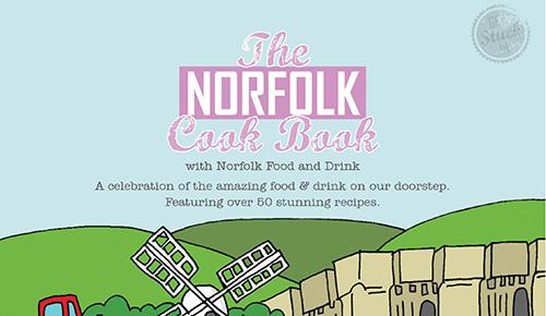 The Norfolk Cookbook.