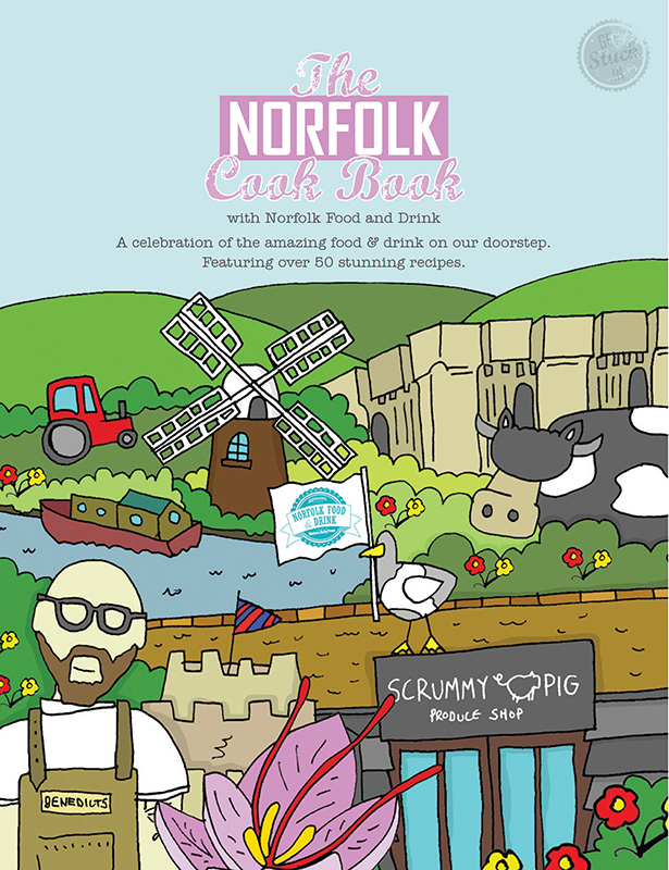 The Norfolk Cook Book.